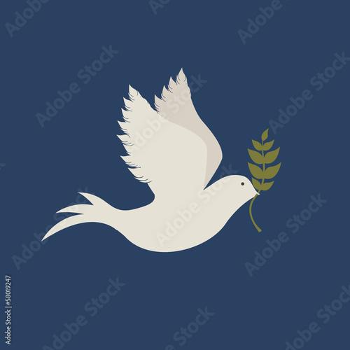 Cuadros en Lienzo peace design