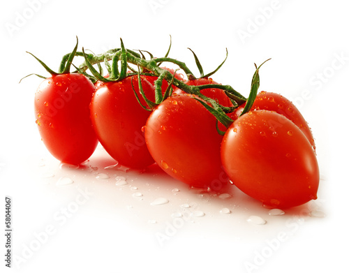 Piccadilly tomatoes Wallpaper Mural