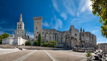 Great Panoramic View Of Palais...