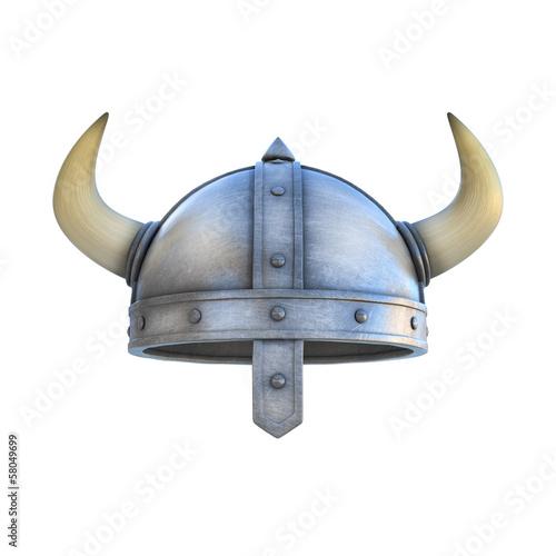 Photo  viking helmet