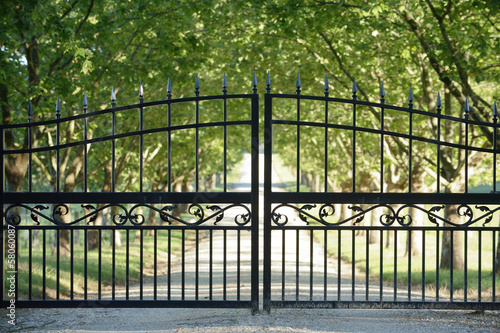 Fotografie, Obraz  Front Gate