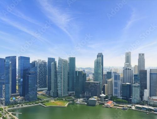 Photo  Singapore Business center
