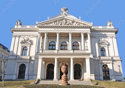 фотография  Theatre in Brno - Czech Republic