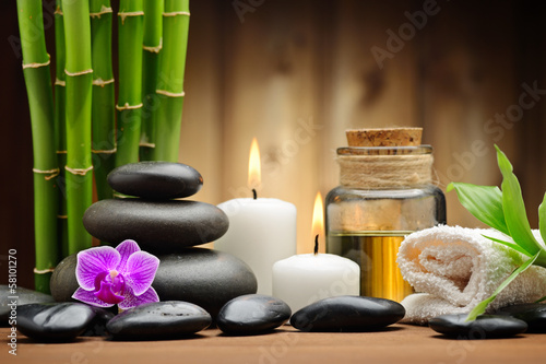 spa still life Plakat