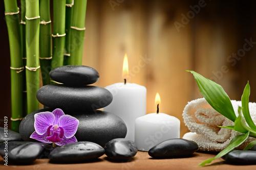 Obrazy do salonu kosmetycznego  spa-martwa-natura