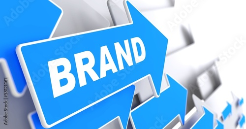 Brand. Business Concept. #58121461