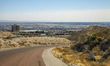 Blick Auf El Paso
