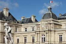 Sénat Au Palais Du Luxembourg, Paris, France