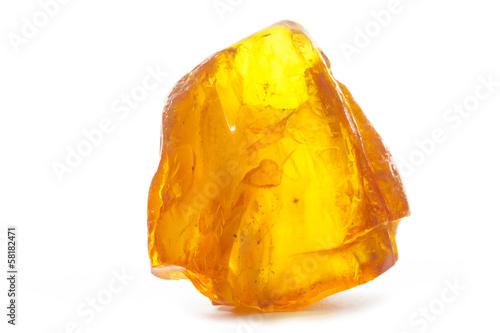 Leinwand Poster amber