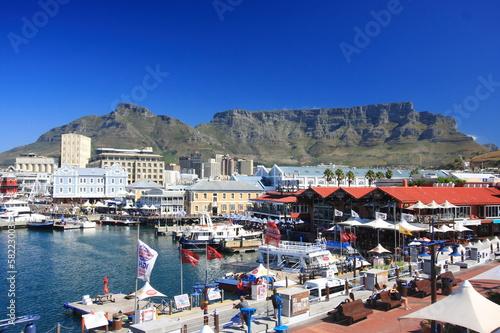 Foto op Plexiglas Zuid Afrika città del capo sudafrica