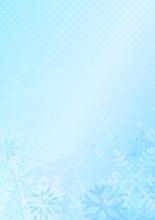 Winter Paper A4 Dots