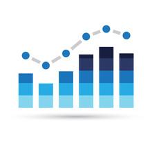 Blue Stats Bars