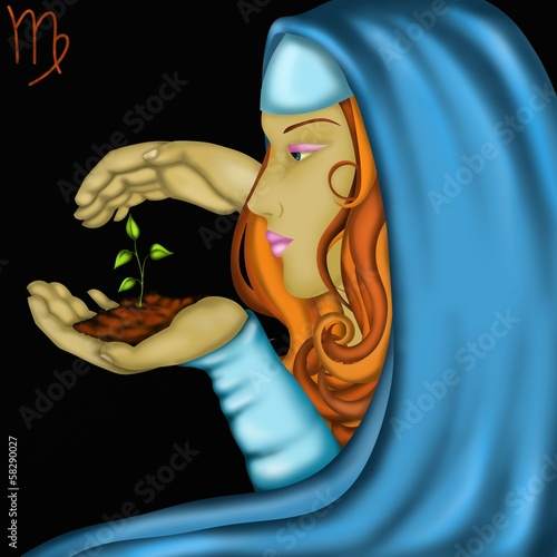 Segni zodiacali - Vergine - 58290027