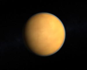 The Saturn Moon Titan