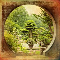 Obraz Bonsai Garden - Suzhou - China