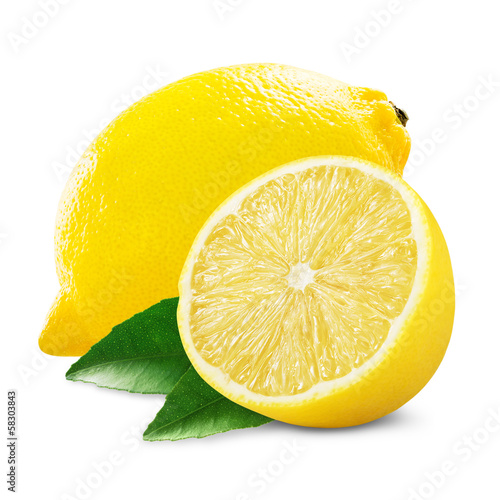 Fotografía  Fresh lemon