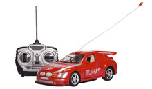 Remote Controlled Toy Car With A Game Controller