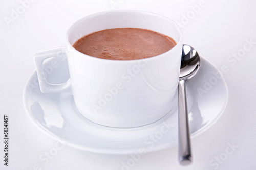 Canvas Prints Chocolate hot chocolate