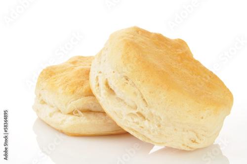 Butterilk biscuits Fotobehang