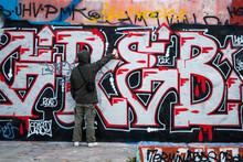 Writer Berlin An Wand