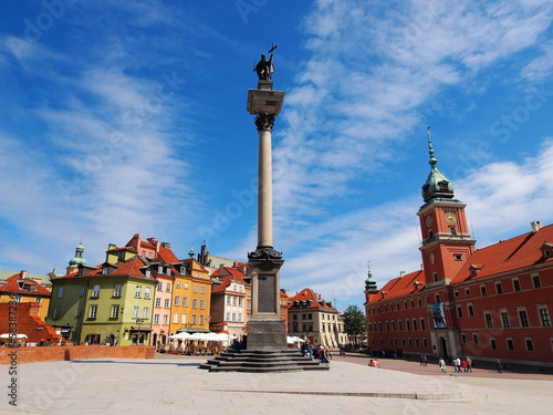 Fototapety, obrazy: Old Town in Warsaw
