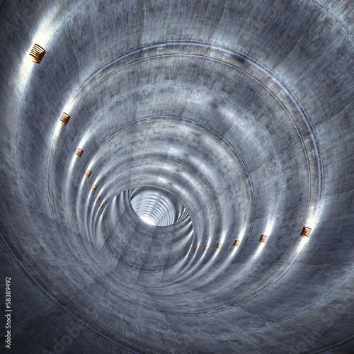 betonowy-tunel