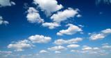Fototapeta Fototapeta z niebem - clouds