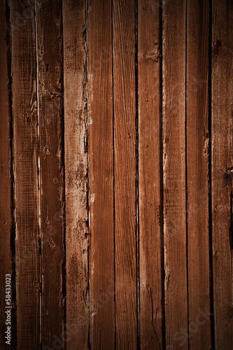 Fototapeta Wooden wall obraz na płótnie