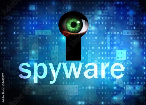 Fotografía  spyware
