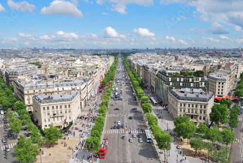 Papiers peints Paris Paris. Champs Elysees