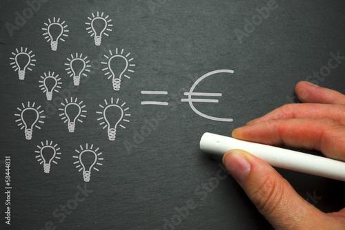 Fotografía  Energie sparen