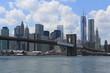 Brooklyn Bridge / Manhattan - New York City