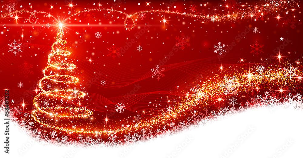 Fotografia Christmas tree