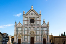Facciata Chiesa Di Santa Croce...
