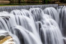 Waterfall At Shifen, Taiwan