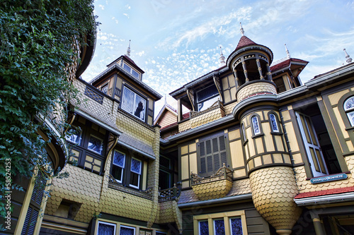 Photo The Winchester Mystery House