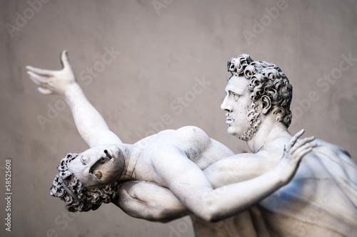 Foto  Vergewaltigung der Sabinerinnen