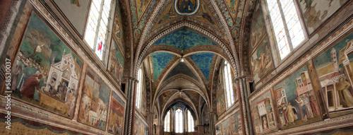 Carta da parati Assisi Dome Saint Francis Church