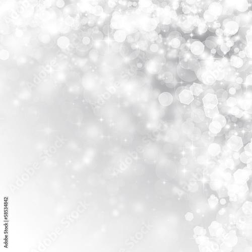 Fototapeta Abstract Christmas background obraz na płótnie