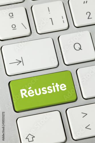 Fotografie, Obraz  Réussite. Clavier