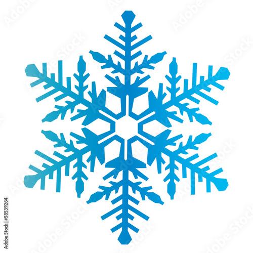 Flocon de neige - Buy this stock illustration and explore ...