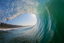 Hollow Wave Inside