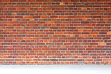 Tło starej murowanej ściany
