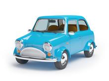 Retro Car Mini
