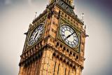 Fototapeta Sypialnia - Big Ben, the bell of the clock close up. London, England