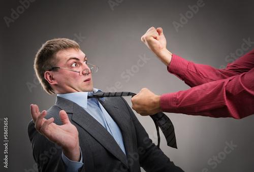 Fotografía  Fight