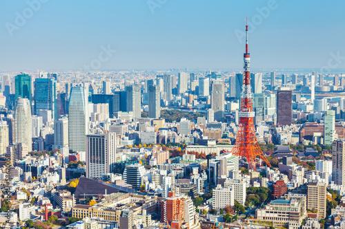 Poster Tokyo Tokyo in Japan