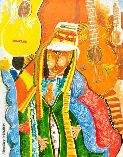 abstrakcja-kobieta-z-gitara