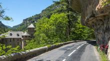 Gorges Du Tarn, Castle