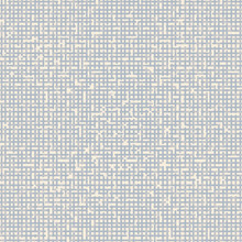 Seamless Blue Netting Pattern